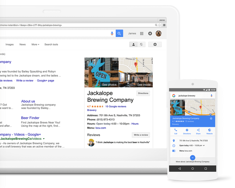 Add a Manager on Google My Business | Terminus Agency