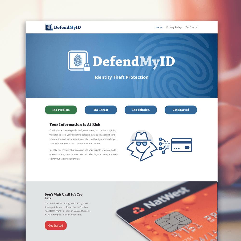 DefendMyID | Terminus Agency