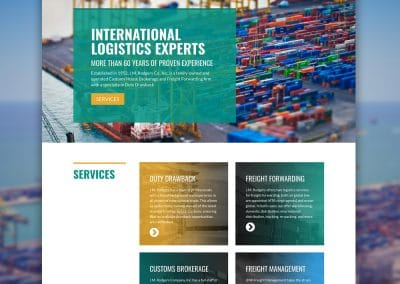 J.M. Rodgers International Logistics
