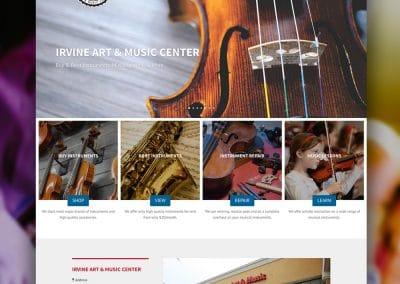 Irvine Art & Music